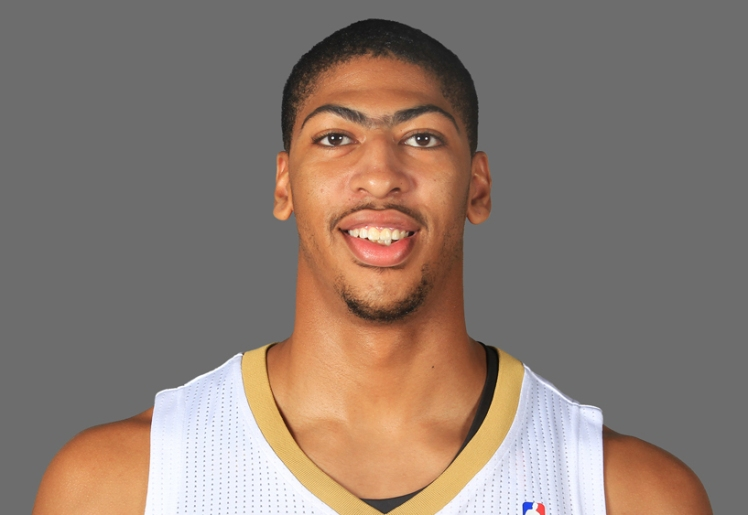 La Ceja y Anthony Davis