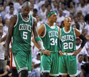El segundo Big 3 de los Celtics