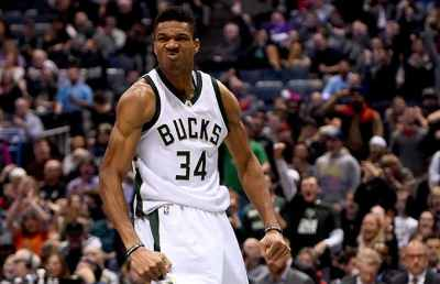 Giannis time!